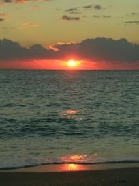 Dania Beach Pink Sunrise