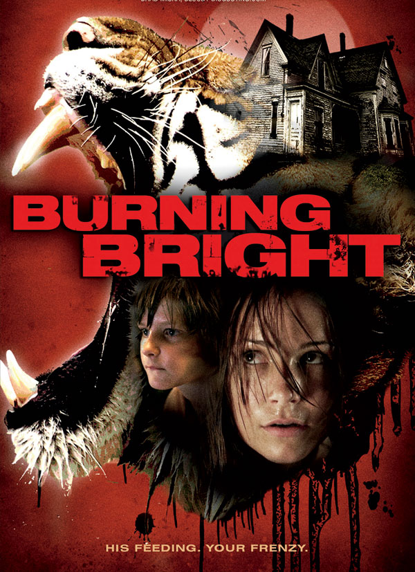 BURNING BRIGHTDVD